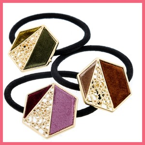 Rocking Hexagon Hair Elastic