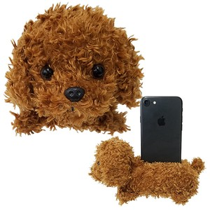 Smartphone Stand Toy Poodle