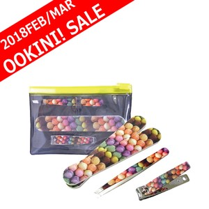 [OOKINI!SALE] ネイルキット マカロン