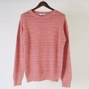 Native Card Long Sleeve Knitted