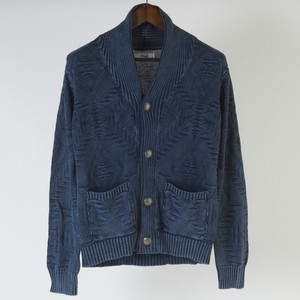 Native Card Shawl Cardigan