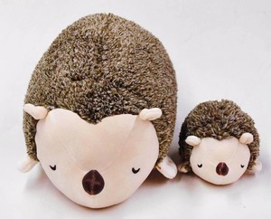 Marshmallow Animal Star Mascot Hedgehog