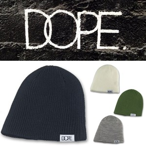 DOPE Woven Label Beanie  16084