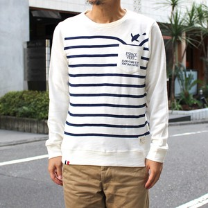 Pocket Border Sweatshirt