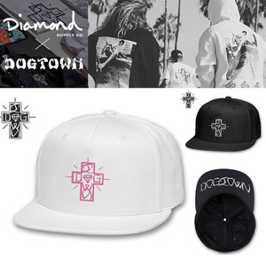 DIAMOND×DOGTOWN STRAPBACK CAP  16050