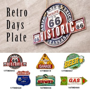 Retro Days Die Cut Plate