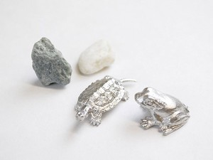 Accessory kits for Aluminium Vase Collection frog and turtle