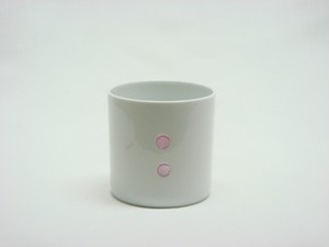 HASAMI Ware Drop Marble Cup Pink