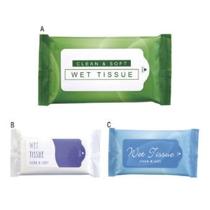 velty Wet Tissue Slim 5 Pcs