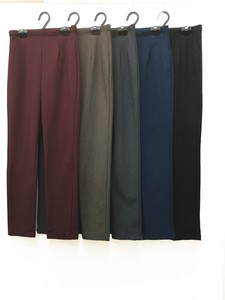 Raised Back High Tension Pants