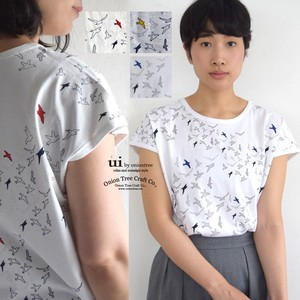 S/S Print T-shirt All Bird
