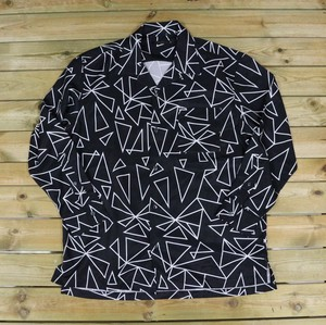 Geometry Repeating Pattern Shirt