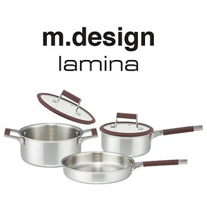 All Year Design Pots with 2 Handle Saucepan Frying Pan