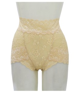 All Lace Girdle Shorts