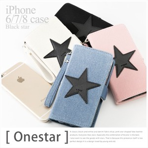 Star Patch iPhone Case Star