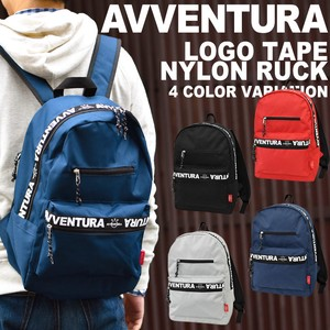 Nylon Tape Backpack Daypack
