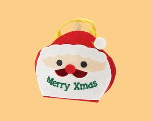 Tea Christmas Gift Mini Bag Santa