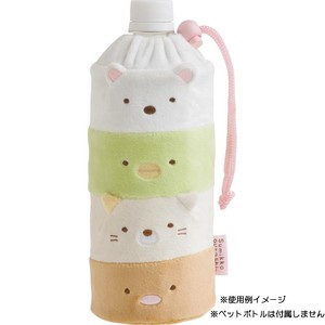 Sumikko gurashi Soft Toy Plastic Bottle Pouch