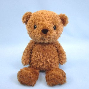 Petit Brown Soft Toy