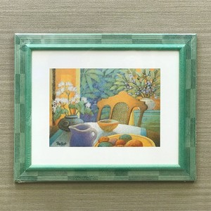 【SALE】 Framed picture<イタリー>