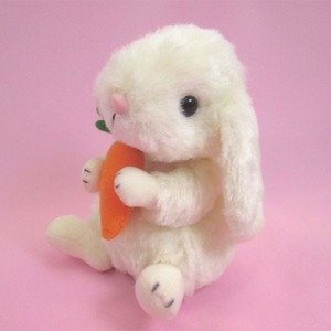 Carrot Ivory Soft Toy