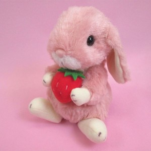 Strawberry Pink Soft Toy