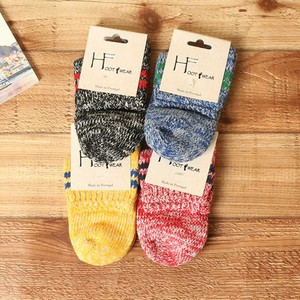 H FOOTWEAR COTTON - PLAGE(靴下)
