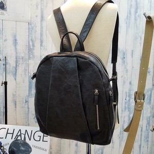 2018 S/S Leather Bag Backpack