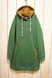 2017 A/W Gigging Fleece Hoody Tunic
