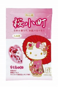 """Hello Kitty"" Bath Salt (Cherry Blossoms Scent)"