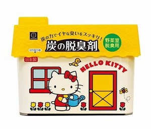 """Hello Kitty"" Charcoal Deodorizer for Refrigerator (300g)"