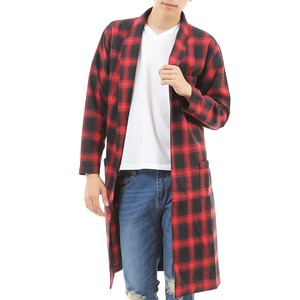 2017 A/W Checkered Robe New Color
