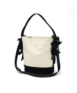 Release Ribbon Bucket Bag
