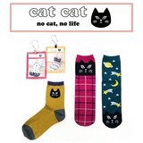 Series Crew Socks Animal