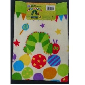 Hungry Bug, Flower & Plant Book Face Towel 2 Pcs Balloon Admission Baby