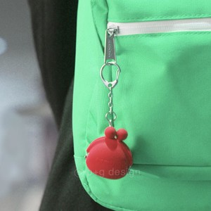 POCHI-Bit Keyring and strap<ミニポーチ・キーストラップ>