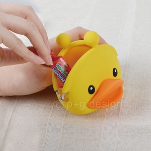 3D POCHI Friends DUCK<ミニポーチ>アヒル