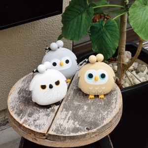 3D POCHI Friends OWL<ミニポーチ>フクロウ