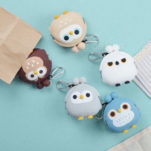 3D POCHI-Bit Friends OWL<ミニポーチ>フクロウ