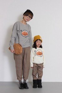 Kids Taiyaki Fish-shaped Cake Sweatshirt