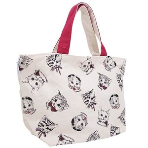 Canvas Bag Dress Up Kitten
