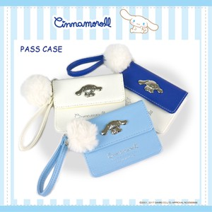 Sanrio Series Pass Case Cinnamon Roll