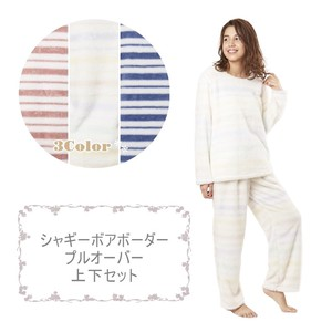 Border Pullover Set Loungewear Room