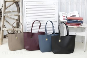STRIPE One Sheet Synthetic Leather Tote