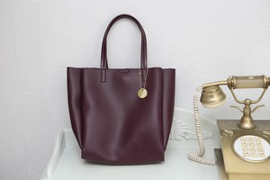 STRIPE One Sheet Synthetic Leather Bag