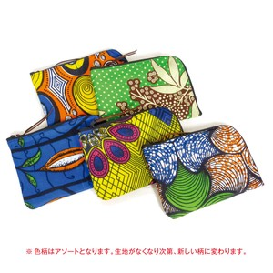 S/S Fashion Flat Pouch