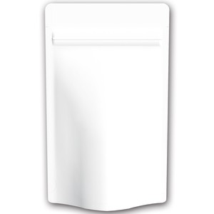Stand Pack Mat White