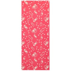 Hand Towel Pink Japanese Craft Cat Miscellaneous goods