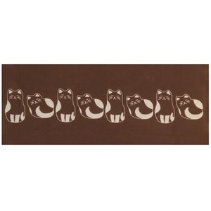 Hand Towel Japanese Craft Cat Miscellaneous goods