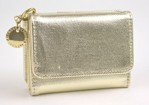 S/S Gloss Trifold Wallet Shine